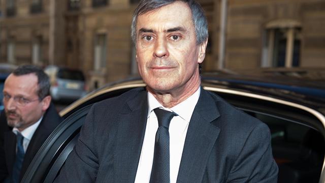 Jérôme Cahuzac, ancien ministre du Budget, le 2 avril 2013 à Paris [Martin Bureau / AFP/Archives]