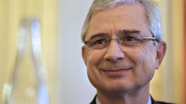 Claude Bartolone a déjà reçu le soutien de Manuel Valls et d'Anne Hidalgo.