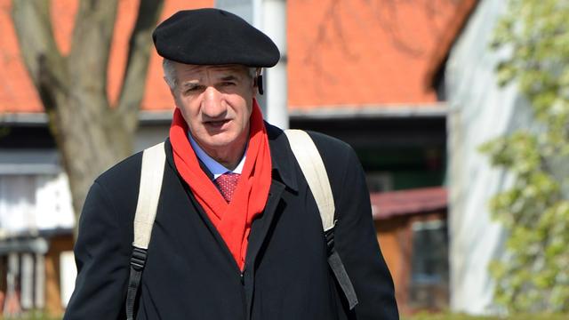 Jean Lassalle le 10 avril 2013 à Loon-Plage [Denis Charlet / AFP/Archives]
