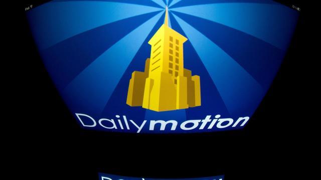 Logo de Dailymotion [Lionel Bonaventure / AFP]