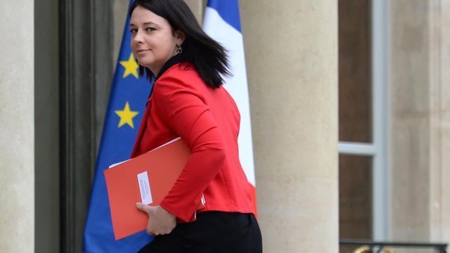 La ministre chargée de l'Artisanat, Sylvia Pinel, le 6 mai 2013 à Paris [Martin Bureau / AFP/Archives]