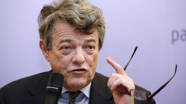 Jean-Louis Borloo le 6 mai 2013 à Paris [Bertrand Guay / AFP/Archives]
