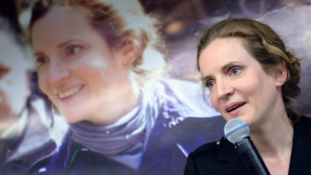 Nathalie Kosciusko-Morizet, le 6 mai 2013 à Paris [Miguel Medina / AFP/Archives]