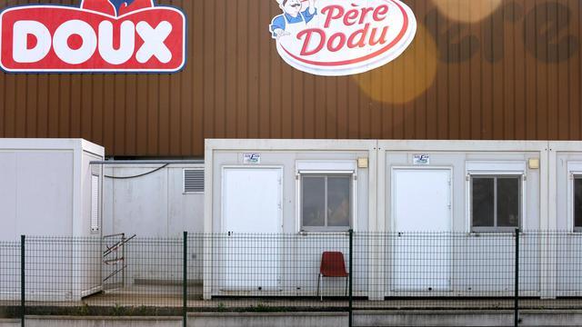 L'usine Doux de Pleucadeuc [Fred Tanneau / AFP/Archives]