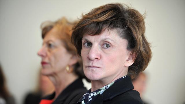 La ministre déléguée chargée des Personnes âgées, Michèle Delaunay, le 13 mai 2013, à Nantes [Frank Perry / AFP/Archives]