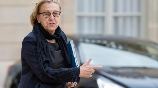 Marylise Lebranchu le 14 mai 2013 à Paris [Bertrand Langlois / AFP/Archives]