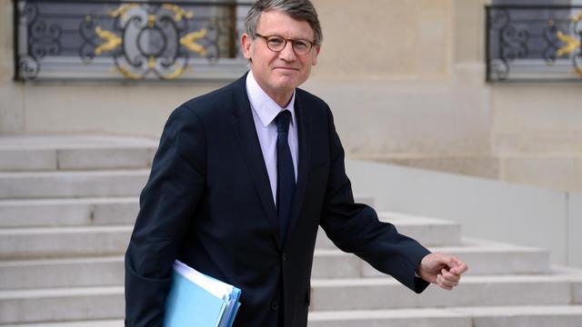 Le ministre de l'Education nationale, Vincent Peillon, le 15 mai 2013 à Paris [Bertrand Guay / AFP/Archives]