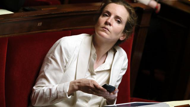 Nathalie Kosciusko-Morizet, le 15 mai 2013 à l'Assemblée nationale à Paris [Patrick Kovarik / AFP/Archives]