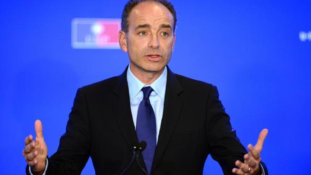 Le président de l'UMP Jean-François Copé, le 15 mai 2013 à Paris [Martin Bureau / AFP/Archives]