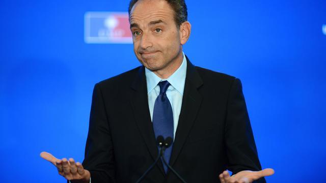 Jean-François Copé, président de l'UMP, le 15 mai 2013 à Paris [Martin Bureau / AFP/Archives]