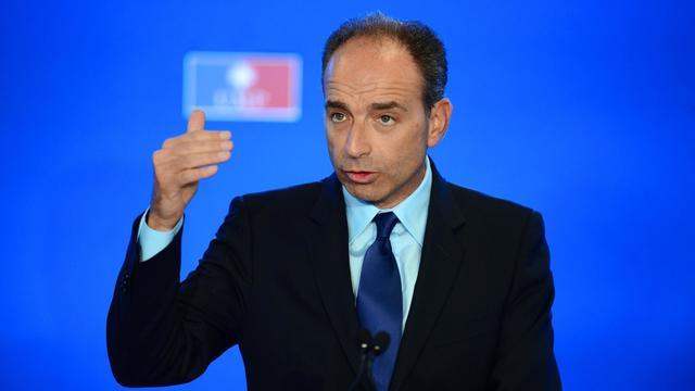 Le président de l'UMP, Jean-François Copé, le 15 mai 2013 à Paris [Martin Bureau / AFP/Archives]