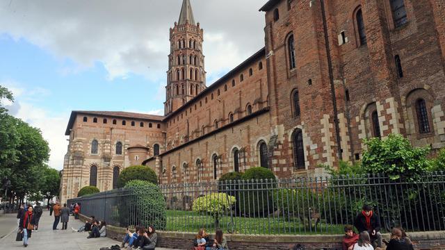 L'église Saint-Sernin, à Toulouse, le 16 mai 2013 [Remy Gabalda / AFP/Archives]