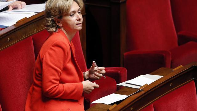 Valérie Pécresse, le 22 mai 2013 sur les bancs de l'Assemblée nationale [Patrick Kovarik / AFP/Archives]