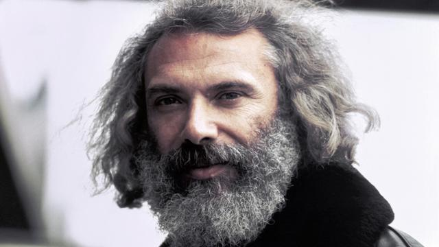 Georges Moustaki, en octobre 1972 [ / AFP/Archives]