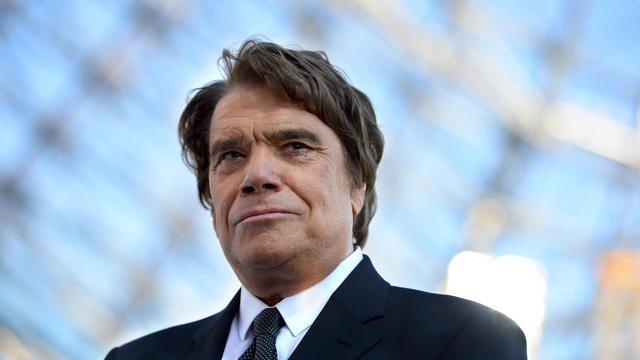 Bernard Tapie le 26 mai 2013 à Marseille