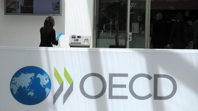 Le siège de l'OCDE, à Paris, le 29 mai 2013 [Eric Piermont / AFP/Archives]
