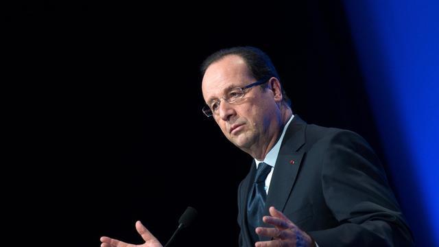 François Hollande, le 2 juin 2013 à Paris [Bertrand Langlois / AFP/Archives]