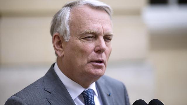Le Premier ministre Jean-Marc Ayrault, le 3 juin 2013 à Paris [Fred Dufour / AFP]