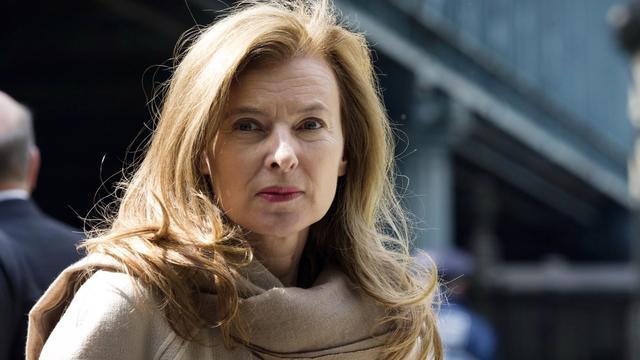 Valerie Trierweiler le 3 juin 2013 à Paris [Joel Saget / AFP/Archives]