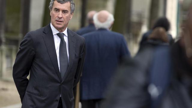 Jérome Cahuzac le 3 juin 2013 à Paris [Joel Saget / AFP/Archives]