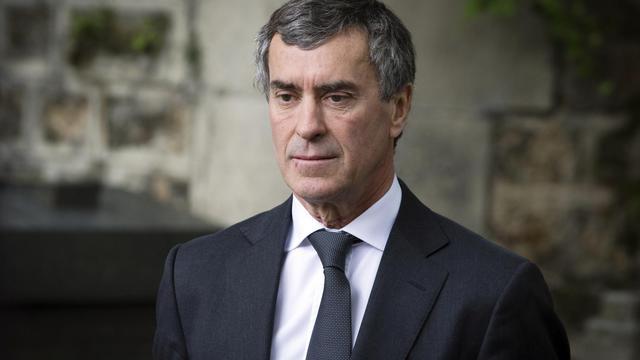 L'ancien ministre du Budget, Jérôme Cahuzac, le 3 juin 2013 à Paris [Joel Saget / AFP]