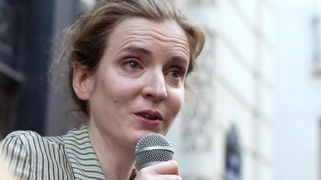 La candidate UMP à la mairie de Paris, Nathalie Kosciusko-Morizet, le 3 juin 2013 à Paris [Thomas Samson / AFP/Archives]