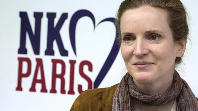 La députée UMP Nathalie Kosciusko-Morizet, le 22 avril 2013 à Paris [Joel Saget / AFP/Archives]