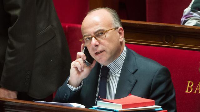 Le ministre du budget Bernard Cazeneuve, le 4 juin 2013 à l'Assemblée nationale [Bertrand Langlois / AFP]