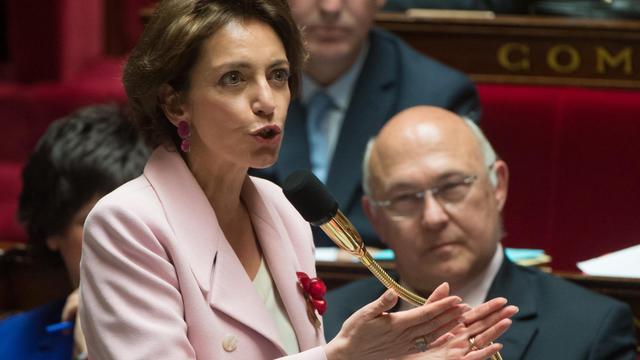 La ministre des Affaires sociales Marisol Touraine, le 4 juin 2013 devant l'Assemblée nationale [Bertrand Langlois / AFP/Archives]