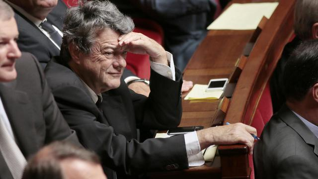 Jean-Louis Borloo le 5 juin 2013 à l'Assemblée nationale à Paris [Jacques Demarthon / AFP/Archives]