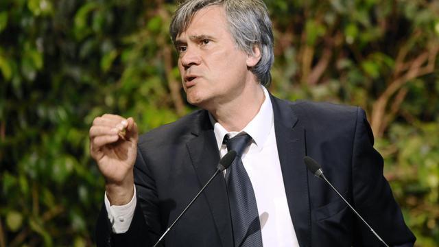 Le ministre de l'Agriculture, Stéphane Le Foll, le 6 juin 2013 à Metz [Jean-Christophe Verhaegen / AFP/Archives]
