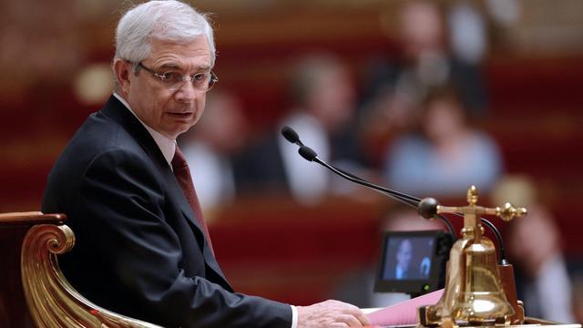 Claude Bartolone le 11 juin 2013 à l'Assemblée nationale [Eric Feferberg / AFP/Archives]