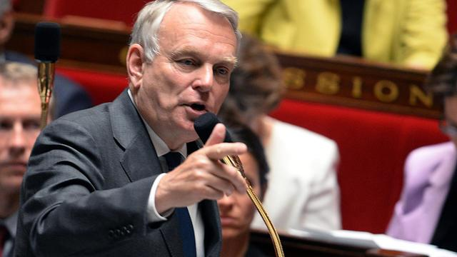 Jean-Marc Ayrault le 12 juin 2013 à l'Assemblée nationale à Paris [Pierre Andrieu / AFP]
