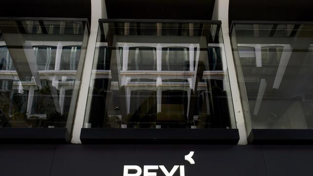 Des locaux de la banque suisse Reyl à Genève le 15 juin 2013 [Fabrice Coffrini / AFP]