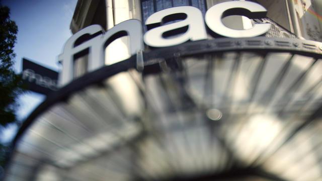 L'entrée d'un magasin Fnac [Fred Dufour / AFP/Archives]