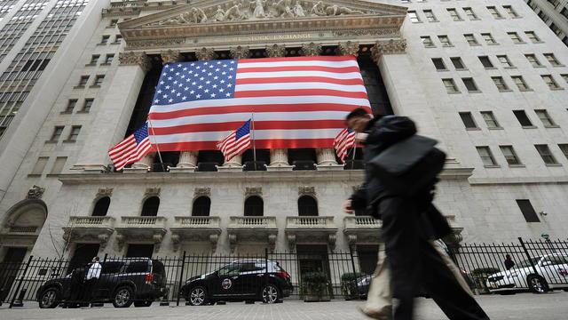 La bourse de New York [Stan Honda / AFP/Archives]