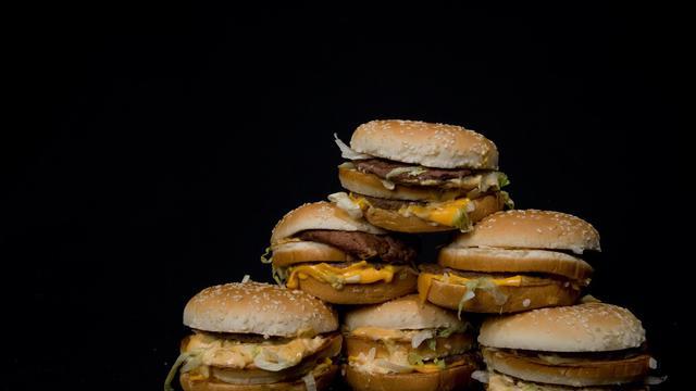Des hamburgers [Paul J. Richards / AFP/Archives]