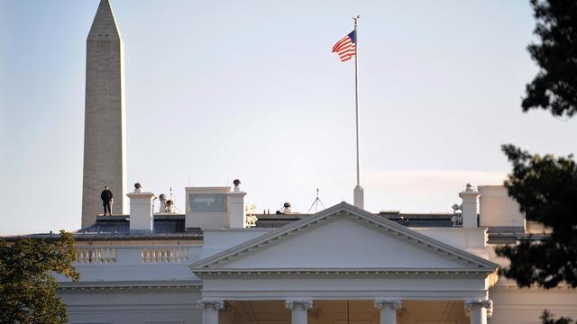 La Maison Blanche [Jewel Samad / AFP/Archives]