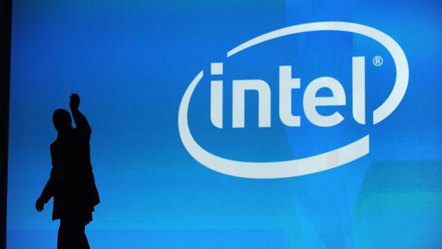 Le logo d'Intel [Robyn Beck / AFP/Archives]