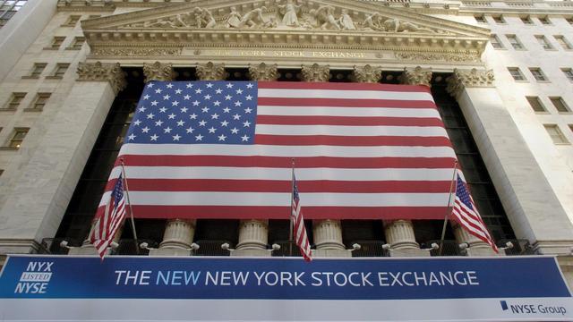 La bourse de Wall Street à New York [Stan Honda / AFP/Archives]