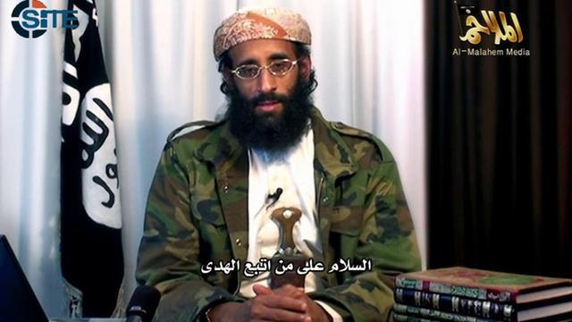 Cette capture d'écran réalisée par Site Intelligence Group le 20 décembre 2011 montre l'imam radical Anwar Al-Aulaqi [ / SITE Intelligence Group/AFP/Archives]
