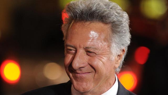 """L'acteur américain Dustin Hoffman recevra le prix spécial du 60e anniversaire du festival international de cinéma de Saint-Sébastien (nord de l'Espagne), fin septembre, pour """"sa carrière brillante"""". [AFP]"""