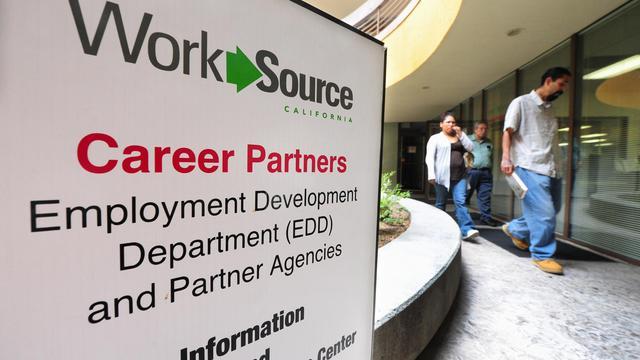 Le taux de chômage des Etats-Unis est retombé en août après trois mois de hausse, mais les embauches dans le pays ont fortement baissé aussi ce mois-là, selon des chiffres officiels publiés vendredi à Washington. [AFP]