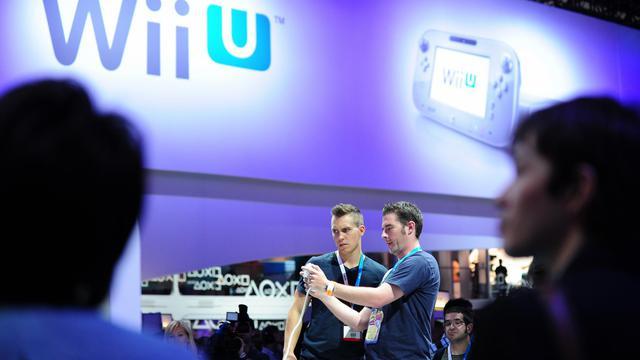 Le stand de la Wii U de Nintendo lors d'une conférence à Los Angeles le 5 juin 2012 [Frederic J. Brown / AFP/Archives]