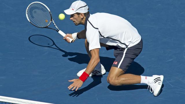 Novak Djokovic va tenter de défendre son titre à l'US Open lundi (à 16h00 locales, 20h00 GMT) en finale face à un Andy Murray qui espère enfin remporter une finale de tournoi du Grand Chelem après quatre tentatives infructueuses [AFP]
