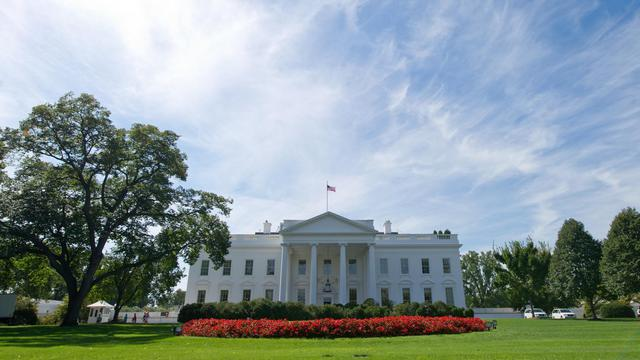 Une vue de la Maison Blanche, à Washington [Karen Bleier / AFP/Archives]