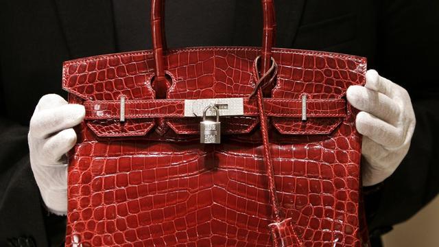 00b6ab34cda5 Un sac à main Hermès vendu plus de 60.000 euros   www.cnews.fr