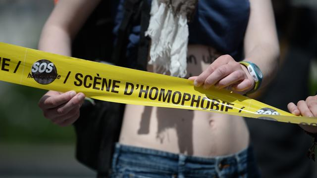 Les agressions homophobes ne cessent de grimper en France
