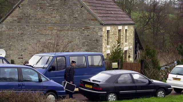 La maison de la famille Godard à Tilly-sur-Seulles dans le Calvados.