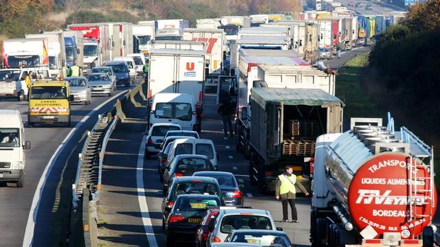 Les routiers CGT et FO ont promis une «mobilisation massive» dès lundi contre la réforme du code du travail.